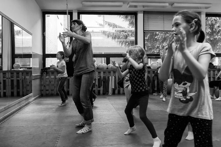 Tanečný program