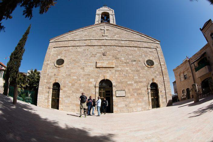 Greek Orthodox Church of St. George, Madaba, Jordan