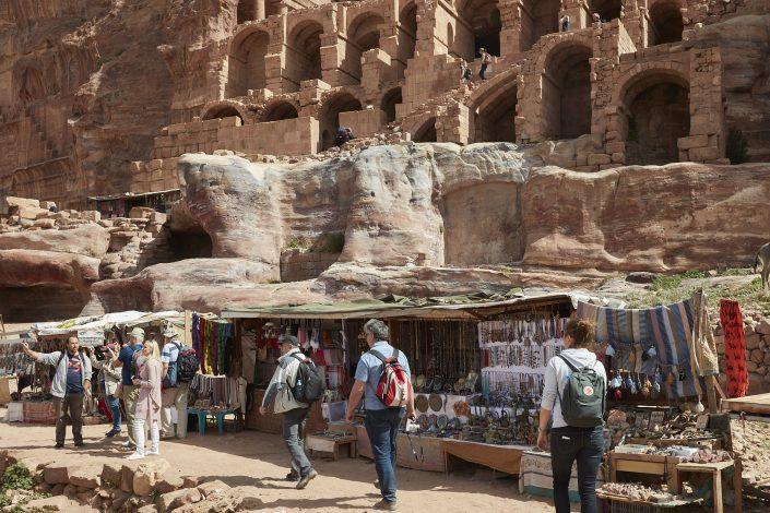 Bedouin Markets, Petra, Jordan