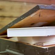 Odložené účebnice