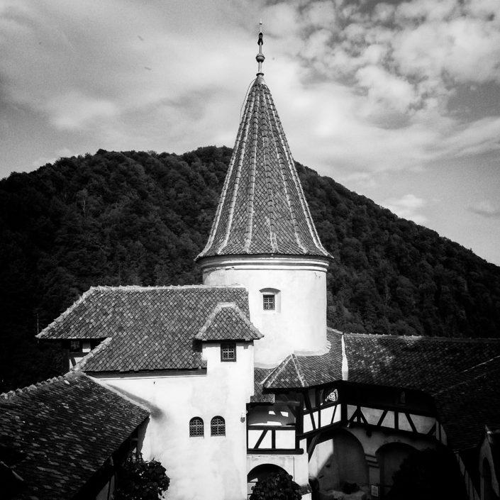 Hradná veža - Tajomstvá hradu Bran, Rumunsko