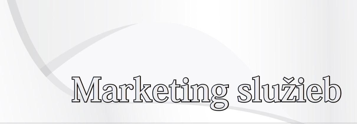 Marketing služieb - učebnica, Zoltán Rózsa