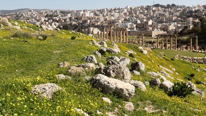 New Jerash, Jordan