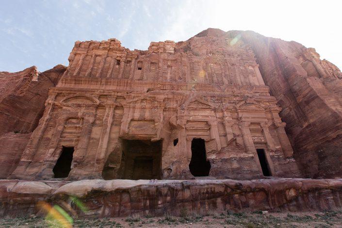 The Palace Tomb, Petra, Jordan
