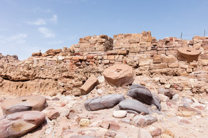 Deconstruction, Petra, Jordan