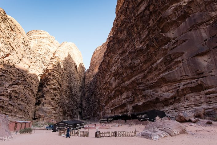 The Bedouins, Wadi Rum Desert Jordan